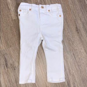 7 for all mankind skinny jeans size - 12M